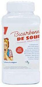 bicarbonate soude poule